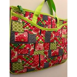 Lilly Pulitzer Patchwork Laptop Case !! 💻🌺